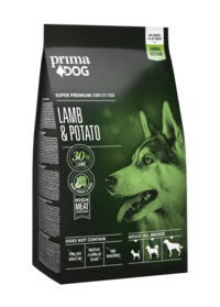 PD Lamb potato for all adult dogs