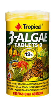 3-algae-tablets-b-250-ml