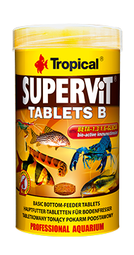 supervit-tablets-b-250-ml корм для рыб